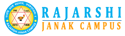 RAJARSHI JANAK CAMPUS l JANAKPUR l NEPAL Logo